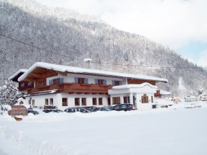 Leerberghof im Winter
